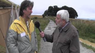 Interview with Jaime Maussan at Hackpen Hill: on YouTube now