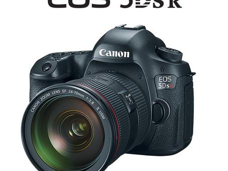 New Canon EOS 5DS/R Camera
