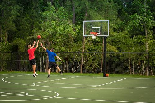 Forest Island Basketball