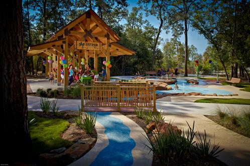 Lily Pad Spray Park