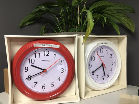 Edit Clocks