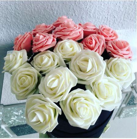 8cm Artificial Rose Flowers