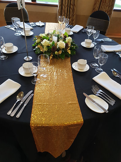 Table Runners - Sequins
