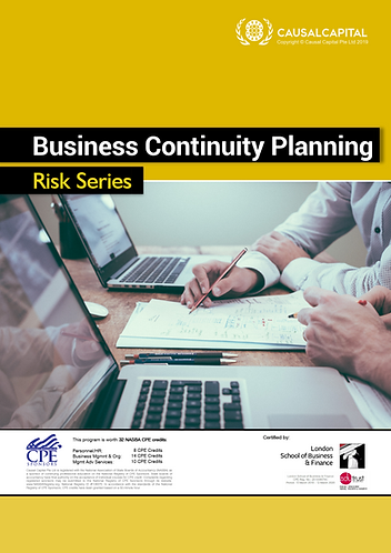 Business Continuity Planning, 2020