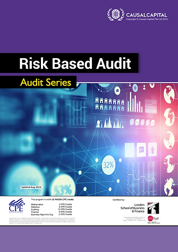 Certified Risk Based Audit, 2020