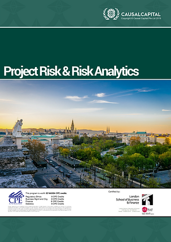 Project Risk & Risk Analytics, 2020