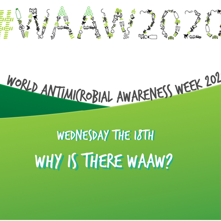 #WAAW2020 #Handlewithcare - we're up & running!
