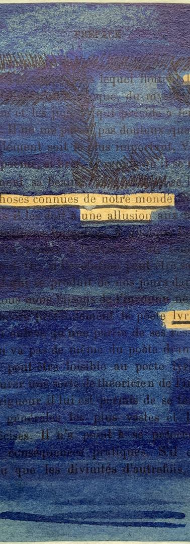 Un Poème Bleu - page 4