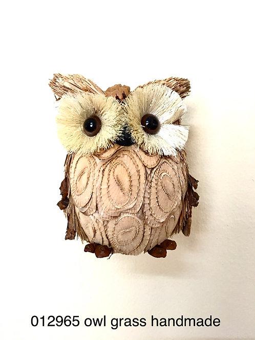DESKTOP OWL GRASS