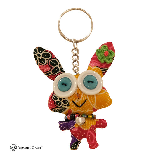 KEY CHAIN RABBIT