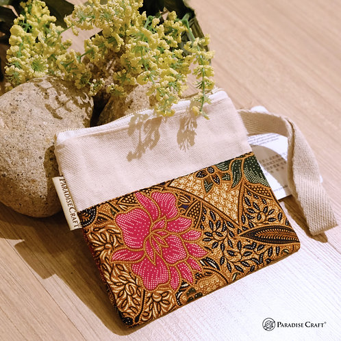 POUCH COTTON BATIK