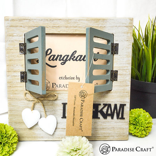 PHOTO FRAME LKW 4 X 6