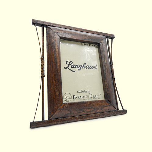 PHOTO FRAME WOOD - 5R