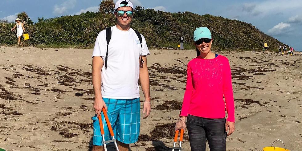 Coral Cove Park & Shoreline Cleanup