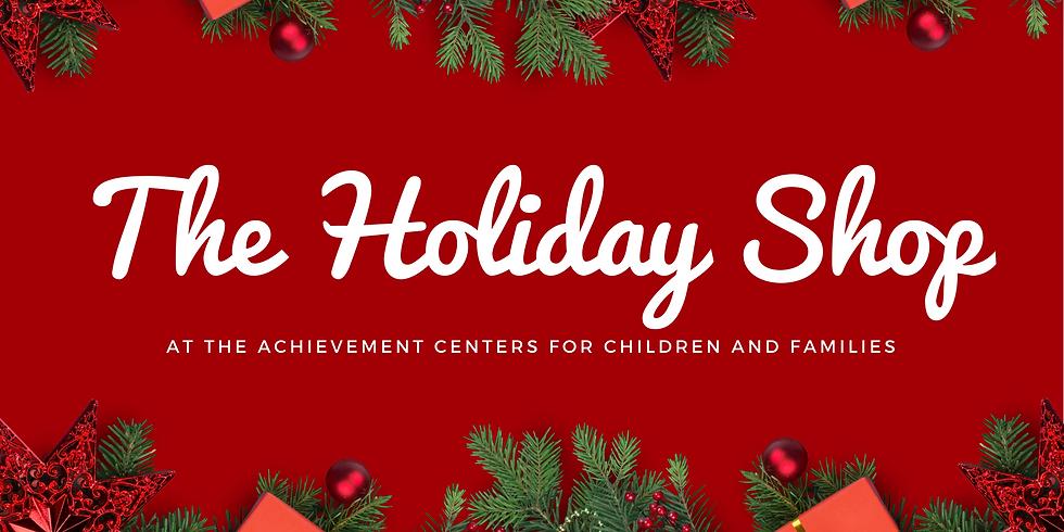 Holiday Shop @ Achievement Centers