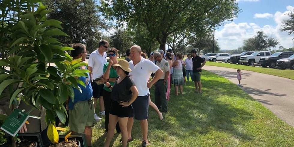 Volunteering with Community Greening