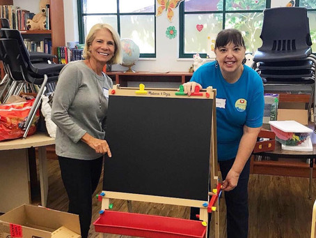 Creating a Play Therapy Room at Achievement Centers