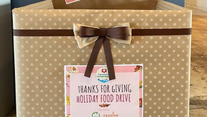 Thanks For Giving Holiday Food Drive