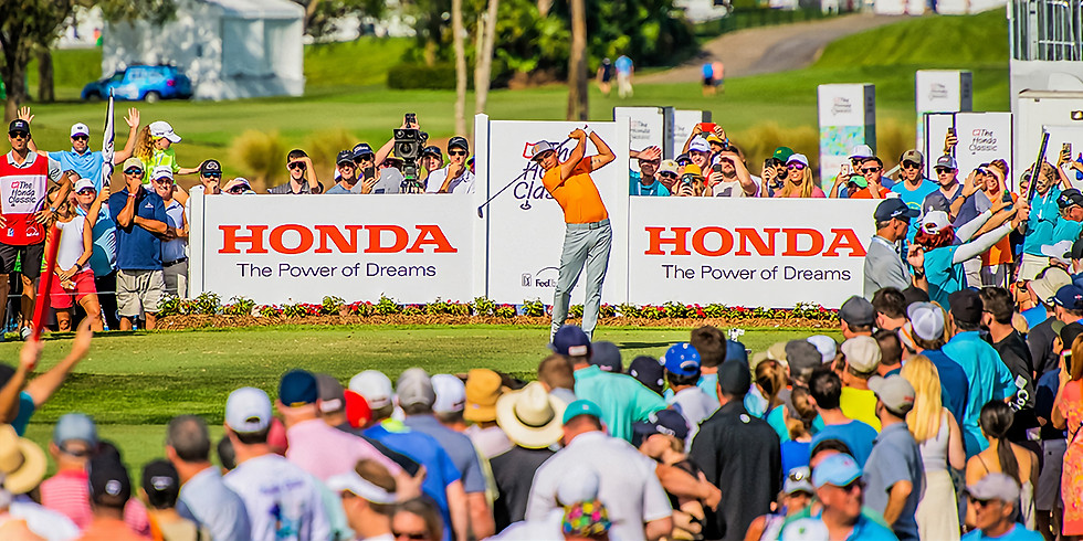 Support The Quantum House at The Honda Classic.