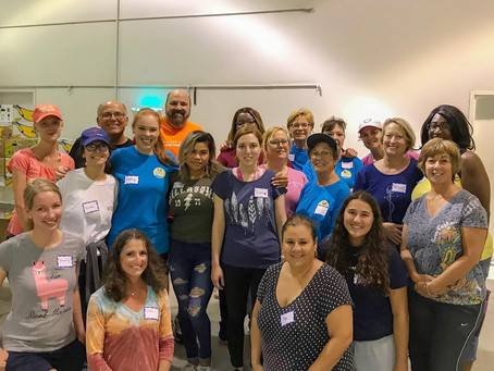 Volunteer Group of the Year for Feeding South Florida!
