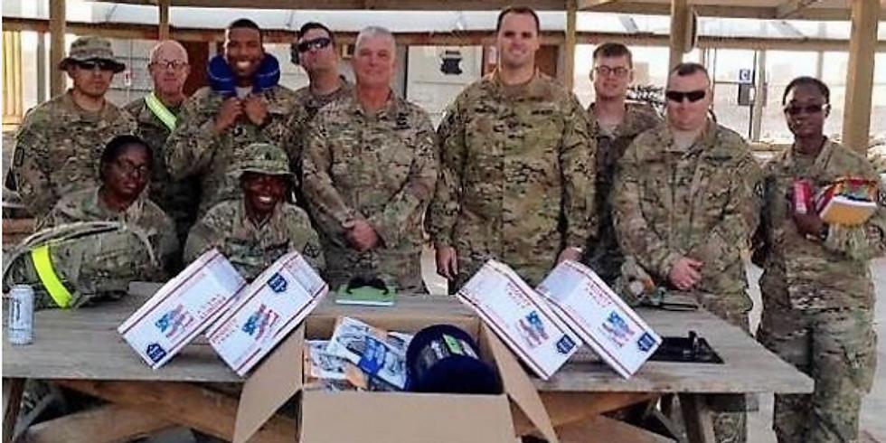 Volunteering @ Forgotten Soldiers Outreach