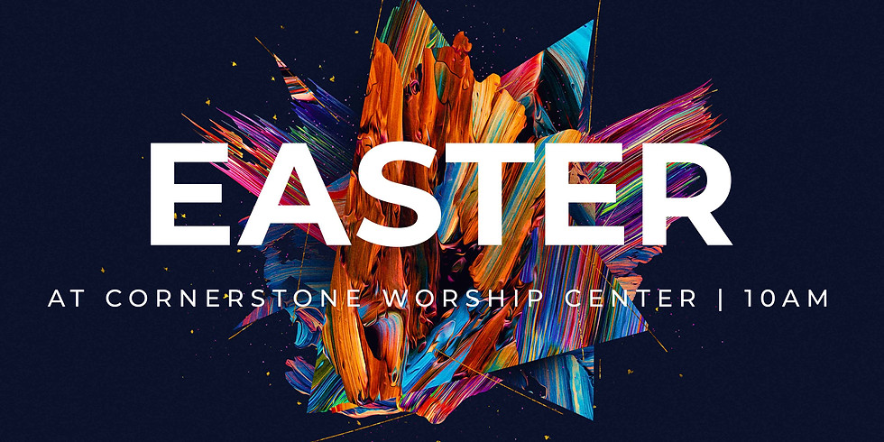 Easter Service 10am