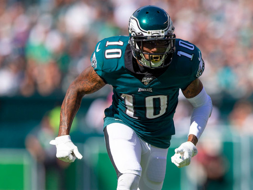 "Report: WR Desean Jackson ""Expected"" To Play Thursday Vs Giants"