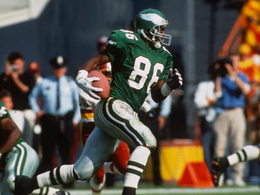 Eagles Great Fred Barnett Reminisces Playing Days In Philly