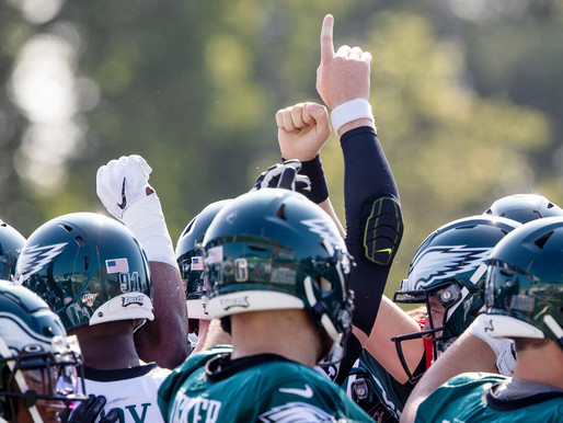 Eagle Jeff's Eagles 53 Man Roster Prediction