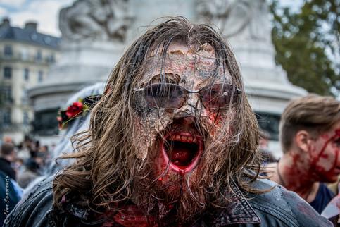 Zombie Walk Paris 2016