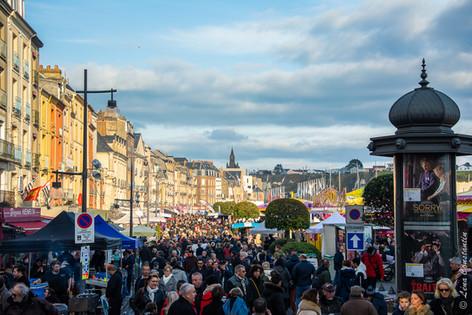 Dieppe - 50ème Foire aux Harengs Novembre 2019