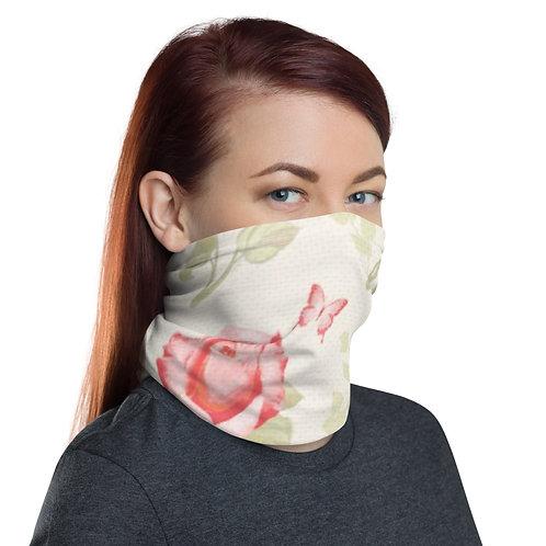 Face Covering - Rose Garden