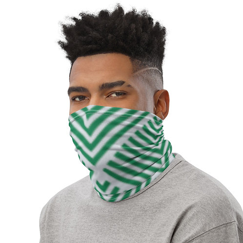 Face Covering - Green Palms