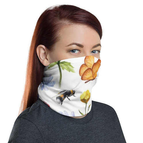 Face Covering - Meadow Flowers
