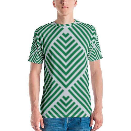 Men's T-shirt - Green Palms
