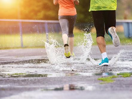 Summer Rains and Runs