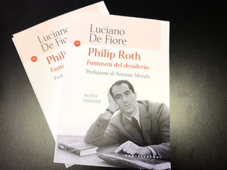 Society Member Luciano De Fiore Publishes New Edition of Book on Roth