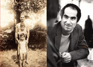 Philip Roth: An Exhibit of Photos from a Lifetime