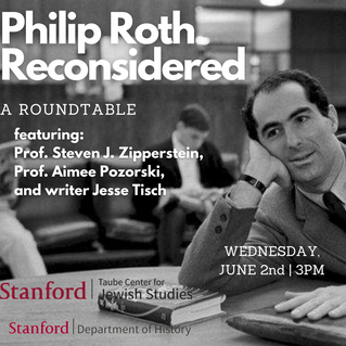 Roth Reconsidered Roundtable Now Streaming!