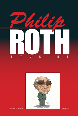 Spring 2014 issue of Philip Roth Studies