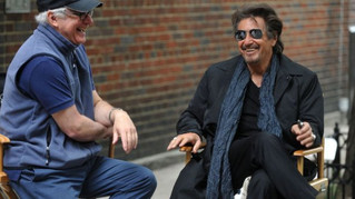 Levinson, Pacino, and The Humbling