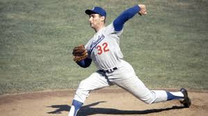 Southpaw Magic: Roth and Koufax