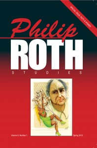 Latest Issue of Philip Roth Studies