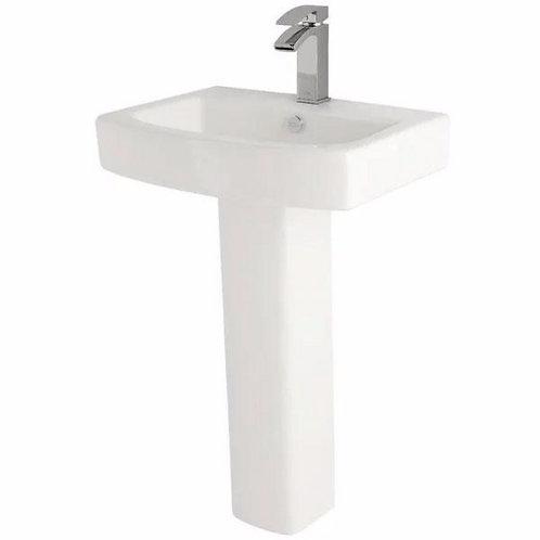 Embrace 550mm Basin and pedestal