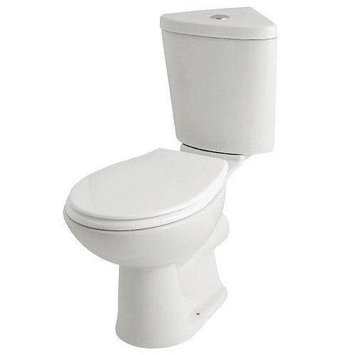 G4k WC, Corner cistern & s/c seat