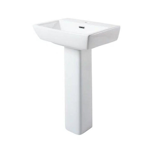 Daisy Lou 520mm Basin & Pedestal