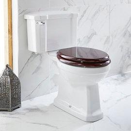 Dunbar WC, Cistern and Seat
