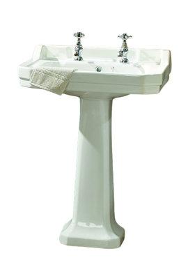 Dunbar Basin and pedestal