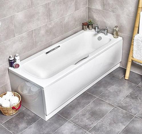Alpha Twin Gripped Bath