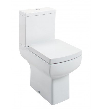 Daisy Lou Comfort height WC, Cistern & S/C seat